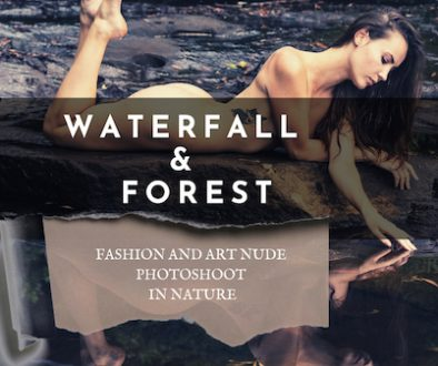 Waterfall & Forest – Fashion and ArtNude Photoshoot in nature – event gallery