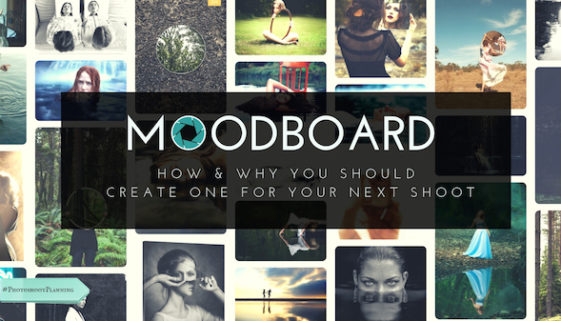 Moodboard – 3 ways how & why you should create one for your next shoot