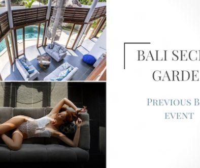 Bali Secret Garden – Event Gallery