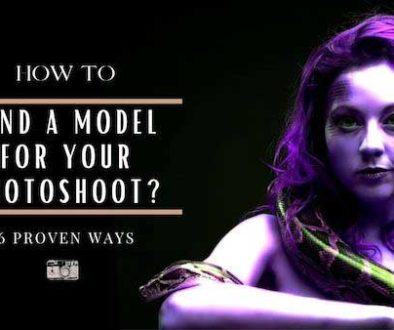 6 proven ways how to find model for photoshoot