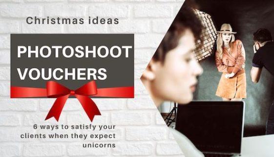 photoshoot vouchers